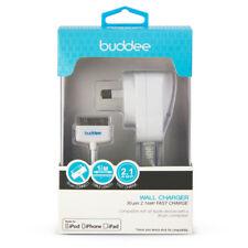 Buddee 30-pin wall charger RRP $24.95
