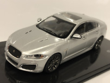 Jaguar XFR Rhodium Silver 1:43 Scale IXO NEW Boxed