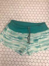 NIKE Running DRI FIT Women's Shorts Sport Luxury Green Fit M