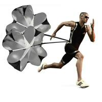 New Speed Training Resistance Parachute Chute Power Sprint Running Fitness Sport