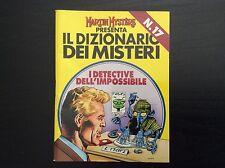 Il Dizionario dei Misteri n° 17  - Allegato a Speciale Martin Mystere