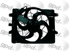 Engine Cooling Fan Assembly fits 2003-2005 Mercury Grand Marquis  GLOBAL PARTS