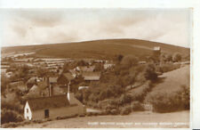 Somerset Postcard - Wootton Courtney and Dunkery Beacon - Ref 1287A