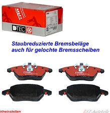 BremsbelägeSATZ -VA-RENAULT CAPTUR FLUENCE MEGANE 3 SCENIC 3 DACIA DOC. DUS