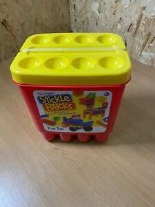 Stickle TCK07000 Bricks Fun Tub - BRAND NEW