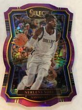 2017-18 Panini Select Nerlens Noel Premier Level Purple Die Cut Prizm /99