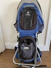 Deuter Kid Comfort 3 III three  Baby / Child Carrier Backpack Hiking toddler