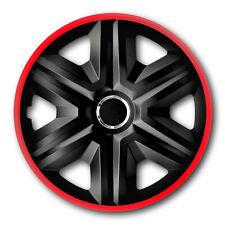 "16"" Hub Caps 16 Inch Wheel Trims HQ ABS Plastic Universal Push-in Set of 4 (131)"