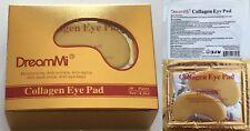 DreamMi®️ 20 Pairs Gold Bio Collagen under Eye Pad Mask Anti Wrinkle EXP:04/2020