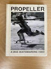 Propeller - A Vans Skageboarding Video