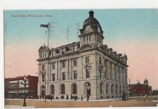Canada, Post Office Moose Jaw, Sask. 1919 Postcard, B167