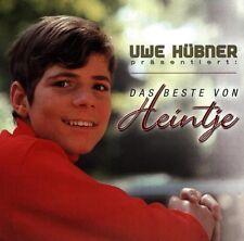 """HEINTJE """"DAS BESTE VON HEINTJE"""" CD NEUWARE!!!!!!!!!!!!!"""