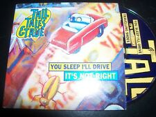 TALL TALES AND TRUE You Sleep I'll Drive / It's Not Right Aust Card Sleeve CD