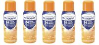 5PK Microban 24 hour Multi Purpose Cleaner Spray