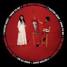 The White Stripes - Seven Nation Army / Good to Me [New Vinyl] Black, Rmst