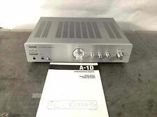 TEAC A-1D Stereo Amplifier
