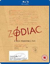 Zodiac Director's Cut 7321900110471 With Brian Cox Blu-ray Region 2