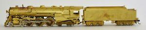 Sunset Models HO Scale 4-6-4 Prestige Series 5344 NYC Steam Locomotive Tender