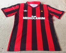 AC Milan 1991-1992 (invictas Serie una temporada) Marco van Basten Home Jersey XL