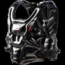 New RXR Impact Inflatable BLACK Air Shock Chest Body Armour Motocross ATV