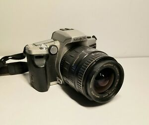 Minolta Maxxum 5 film Camera SLR w/ 28-90mm Lens