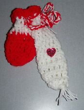 Valentine's Day Heart Gag Gift Willy Warmer/Penis Pouch/Peter Heater/Sock