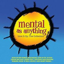 MENTAL AS ANYTHING LIVE IT UP The Collection CD NEW