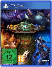 ArmaGallant - Decks of Destiny Sony PlayStation 4, 2017  -NEUWARE-
