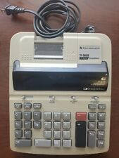 Texas Instruments Electronic Ti-5630 12 Digit Calculator Desktop SuperView Tax