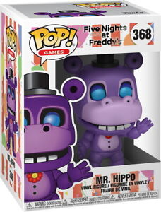 Five Nights at Freddy's - Mr. Hippo 368 - Funko Pop! - Vinyl Figur