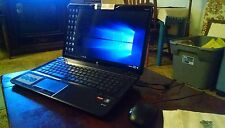 "Hp Pavilion g7-2023cl Laptop 3.2ghz/ Windows 10 ,17"" screen, gaming graphics"