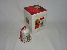 Hutschenreuther Weihnachtsglocke 2005 + Originalkarton - Ole Winter