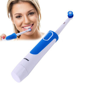 Oral AZDENT Dental Electric Toothbrush fit Oral-B Brush Head Blue IPX4 AZ-2Pro