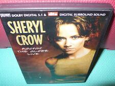 SHERYL CROW - ROCKIN THE GLOBE LIVE -