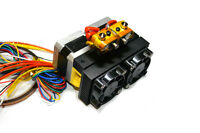 Extrusor con 2 boquillas IMPRESORA 3D flashforge replicator dual compatible MK7