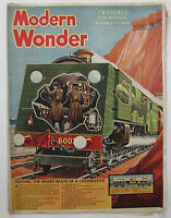 Modern Wonder Magazine Vol 4 no 81 December 3 1938 The Vickers Wellesley Bomber