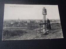 CPSM Carnac-Ville prise du Tumulus de Saint-Michel