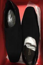 Donald J Pliner Mens Rex- Crepe Elastic Loafer Size 7