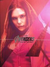 Hot Toys MMS301 1/6 Scarlet Witch Avengers 2 Age of Ultron *MINT* from Japan