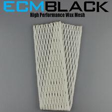 ECM Black Lacrosse Mesh ECD East Coast Dyes 15mm 10d player mesh new in package