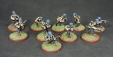 Painted 28mm Bolt Action German Fallschirmjager Airborne squad - FREE Shipping