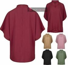 Camisas y tops de mujer de manga corta blusa sin marca