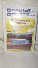 Pikestuff HO Scale Multi-Purpose Building Kitbasher Series Kit #541-5005