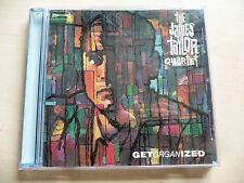 "CD ""THE JAMES TAYLOR QUARTET"" GET ORGANIZED - 1989 POLYDOR"