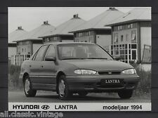PRESS - FOTO/PHOTO/PICTURE - Hyundai Lantra 1994