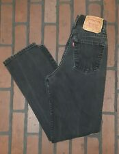 Vintage Levi's 512 High Rise Slim Fit Straight Leg Size 3 Jr.