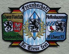 TSV 1860 München Fanclub Aufnäher Patch Kutte