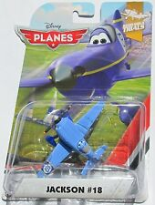 Avion Disney Pixar Planes Jackson numero 18