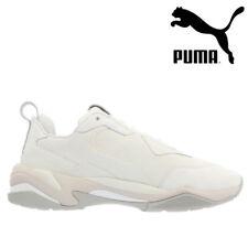 PUMA MEN'S THUNDER DESERT BRIGHT WHITE/STAR WHITE 367997-03 100% AUTHENTIC SALE