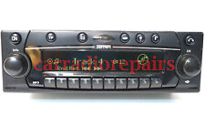 Ferrari Online Becker 6105 Radio CD Player With New Knobs, Aux Cable Radio Code